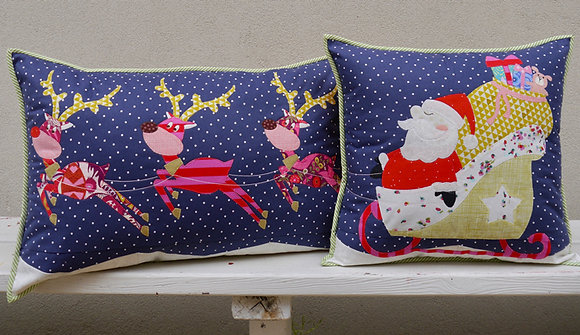 Claire Turpin Designs HO HO HO Pattern
