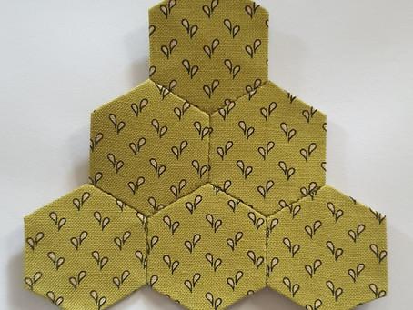 Mystery Hexagon Quilt Part 9