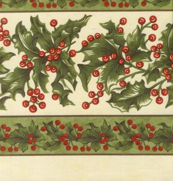 Moda Fabrics Christmas Prescence April Cornell 35016-11