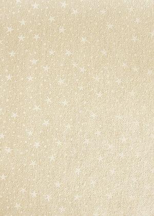 Tone on Tones White Stars on Cream 5065-94C kennard and kennard
