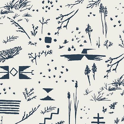 Art Gallery Fabrics Bound Survey Ore April Rhodes BOU-7050