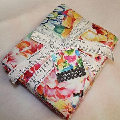 Gradients2 Parfait Moda Fabrics 33370YDP moda fabrics 5 by one yard pieces