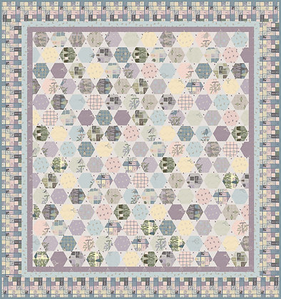 Rowsley Quilt Pattern