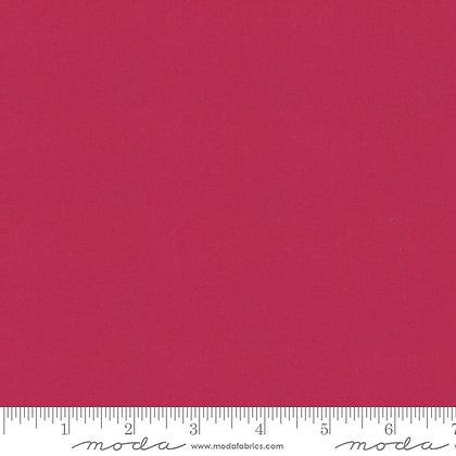 Bella Solids Pomegranate 9900-386 moda fabrics