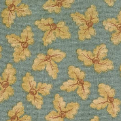 Moda Fabrics Old Primrose Inn Blackbird Designs 2645-17