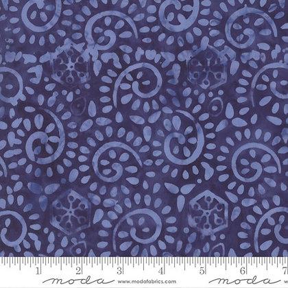 Moda Fabric Kate Spain Latitude Batiks Odyssey Sea  27250-364