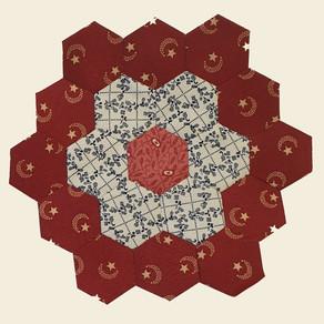 Mystery Hexagon Quilt Part 5