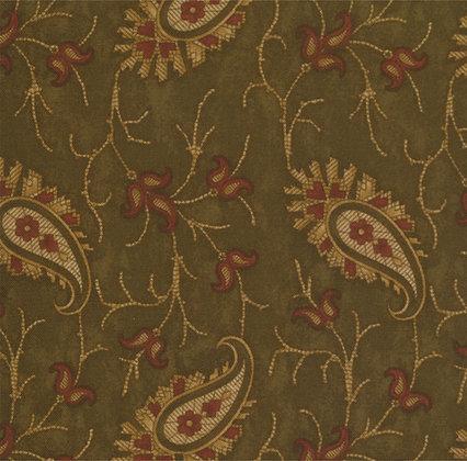 Wrapped in Paisley Kansas Troubles 9290-16 Moda fabrics