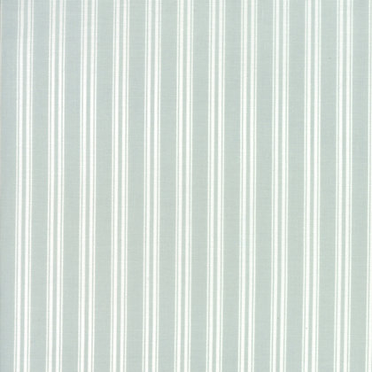 Hushabye Hollow Breeze Ticking Stripe 49007-25B Lydia Nelson Moda Fabrics