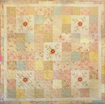 Springtime Quilt Pattern