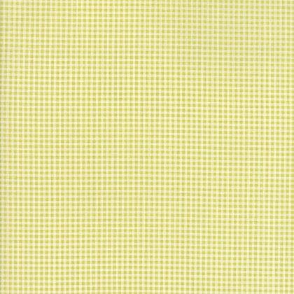 Christmas Figs - Fig Tree and Co 20313-22 Green Check moda fabrics