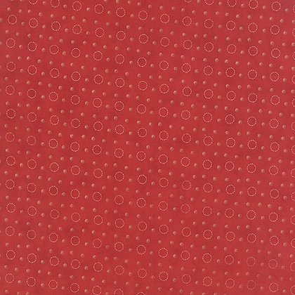 Moda fabrics midnight clear by 3 sisters crimson glow 44116-13