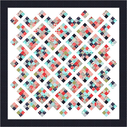 simply sweet jelly roll quilt daysail moda