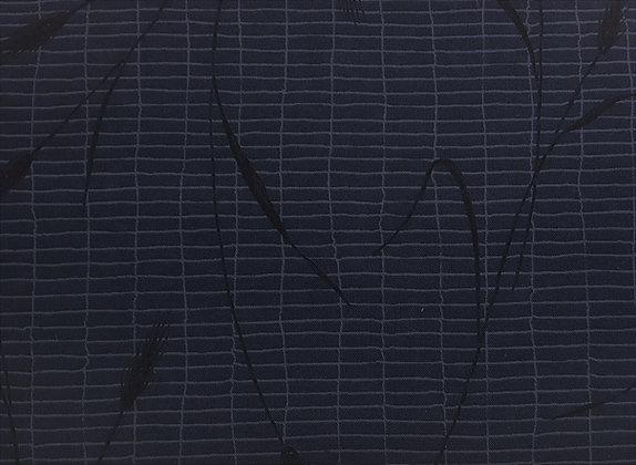 Lecien Fabrics Centenary Collection Midnight Blue Young Wheat Yoko Saito 31240-70