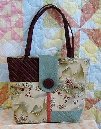 small tote bag pattern asian fabrics