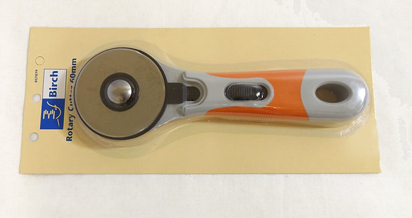 Birch 60mm Straight Handle Rotary Cutter