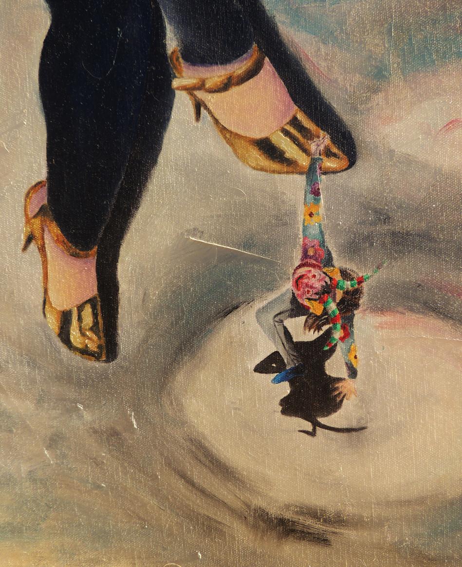 Detail of Part Nine