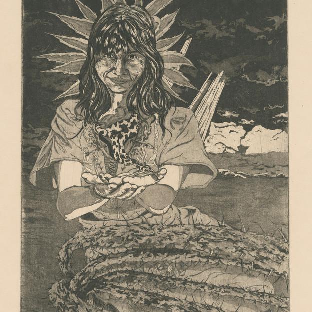 Santa Madre de las Culebras, Protectora de los Viajeros y los Perdidos