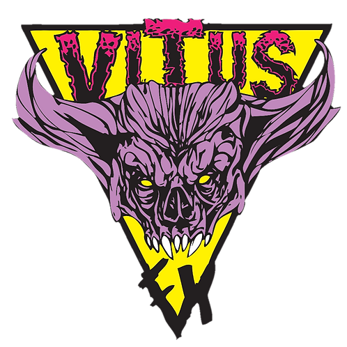 VITUS FX Sticker