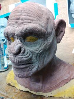 Chimpanzee: Monster Clay