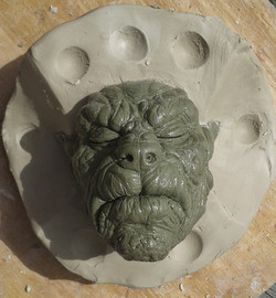 Mini Werewolf: Chavant NSP