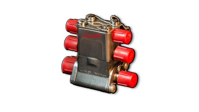 T53 Flow Divider 1-180-190-03