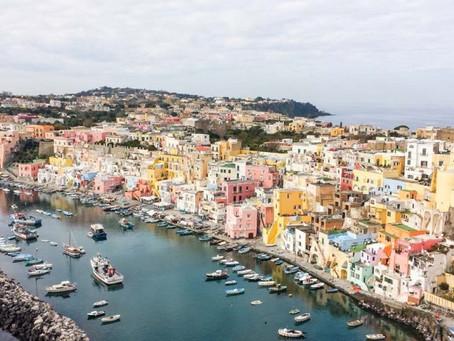 Una chilena de misión a Italia: Stefi