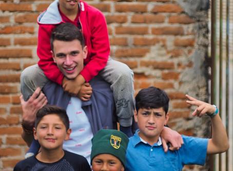 Los niños, protagonistas de nuestra misión