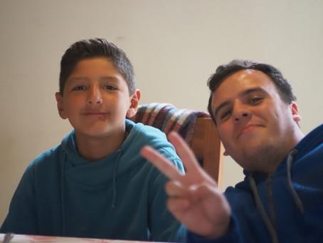 Leonel en Valparaíso | La sed de ser escuchado
