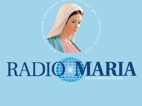 Puntos Corazón Chile en Radio María!