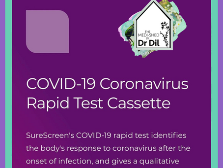 Covid Antibody Test Available at The Medished