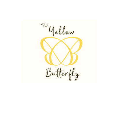 The Yellow Butterfly Boutique Logo 500
