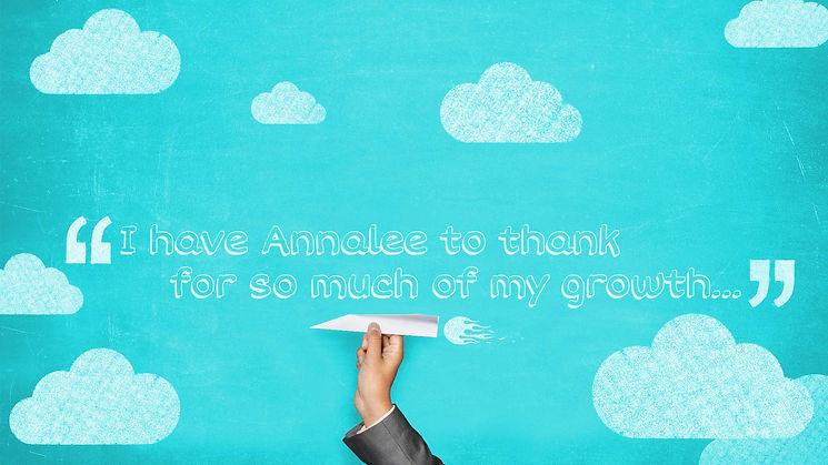 Grow Yourself - Psychotherapiest Annalee