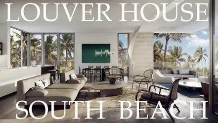 LOUVER HOUSE à SoFi (MIAMI BEACH) 1-305-987-3703
