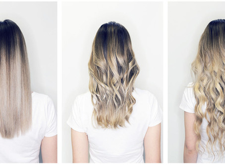 5 Cute and Trendy Hair Extension Styles