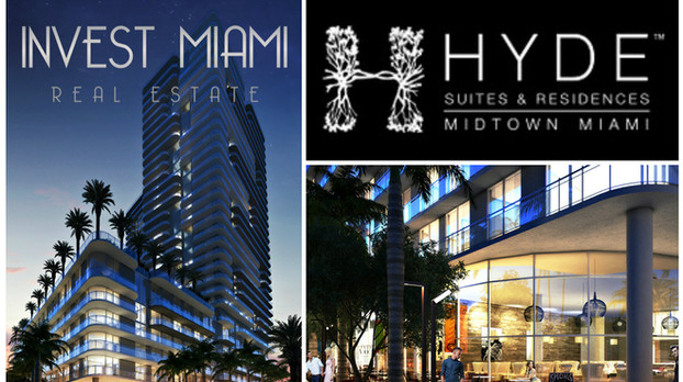 HYDE MIDTOWN in MIAMI 1-305-987-3703
