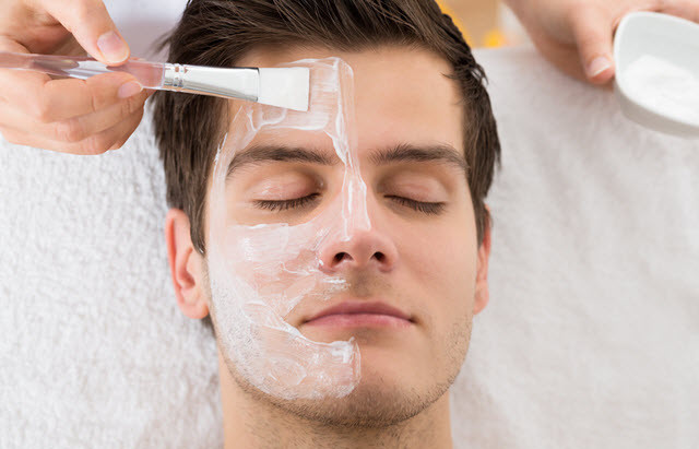 Treat Yo'self: What to Expect When Getting Your First Men's Facial