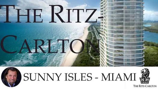 THE RITZ-CARLTON à SUNNY ISLES (MIAMI) 1-305-987-3703