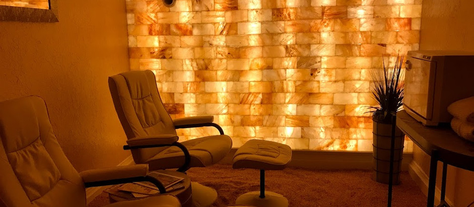 What exactly is Dry Salt Therapy?
