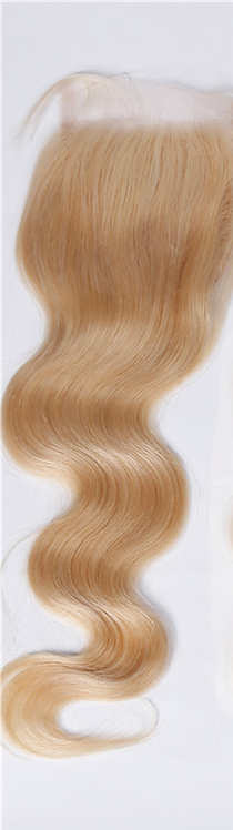Russian BodyWave Blonde (613) Lace Closure