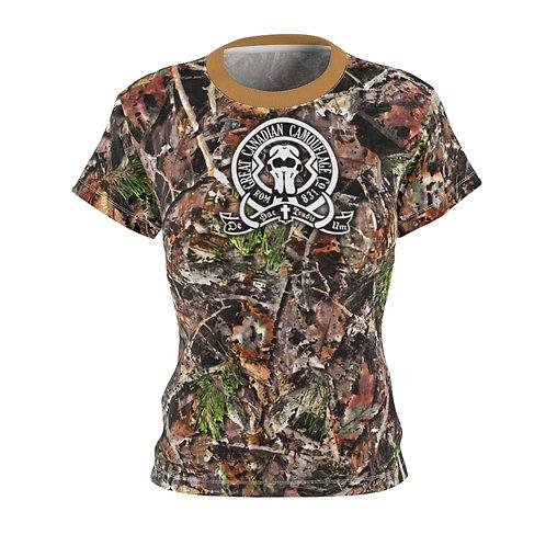 Women's Reborn Camouflage™ T-Shirt