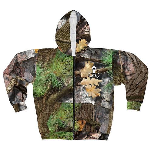 Frontier Camouflage™ Zip-Up Hoodie