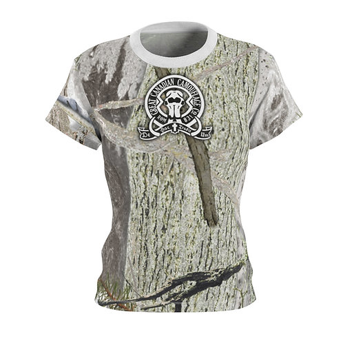 Women's Great White North Camouflage™ Tee