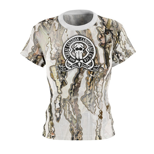 Women's Superior Silver Camouflage™ Tee
