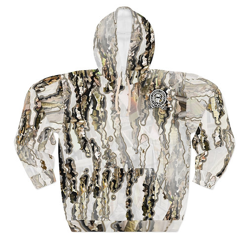 Superior Silver Camouflage™ Hoodie