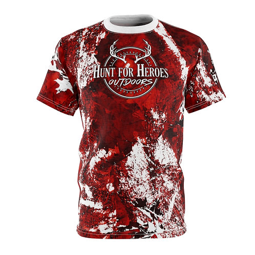 RED Friday Tee - Hunt For Heroes