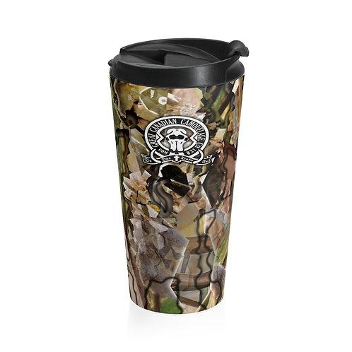Superior Camouflage™ Stainless Steel Travel Mug