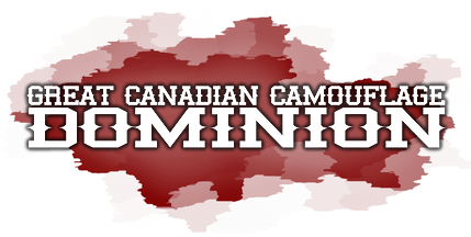 Great Canadian Camouflage Co Dominion