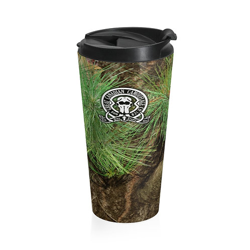 Frontier Camouflage™ Stainless Steel Travel Mug