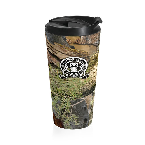 Dominion Camouflage™ Stainless Steel Travel Mug